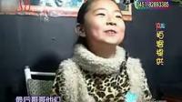 九岁小女孩迷上曳步舞