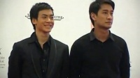 泰国偶像电影节受热捧 Bie现场深情演绎中文歌