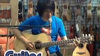 左轮吉他教学入门NO.26《吉他弹唱歌曲灰姑娘》