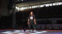 Physs(France) Hiphop裁判表演 KOD9 20130519