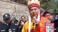 西游记演员徐少华近照曝光 唐僧发福变肥遭吐槽 130402