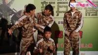 梁智强挑战全台湾军旅片 夏如芝欲化身花木兰 130410
