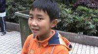 【拍客】网友实拍四川地震现场小女生遭吓哭一片混乱