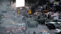 《复仇者联盟》反派终曝光 片场军队激烈枪战