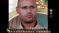 利比亚烽烟之卡扎菲家族命运未知数
