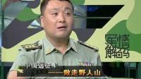 中国远征军之败走野人山