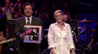 Wrecking Ball Late Night with Jimmy Fallon现场版