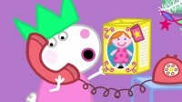 小猪佩奇 第四季 大家都有圣诞礼物,小猪佩奇的礼物却不见了