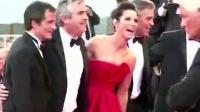 姜文现身威尼斯电影节反拍观众 乔治克鲁尼亲民掀红毯高潮 130829