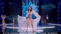 """2017维多利亚的秘密""""冬境传说""""主题 刘雯""""翅膀加持""""霸气爆表"""