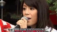 江语晨签唱会雨中劲舞 与柯以柔脸相似宠物亦像