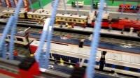 美国男子造世界最大铁路模型 总长15公里