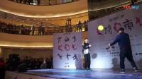 街球表演-KOD中国街舞职业联赛济南站