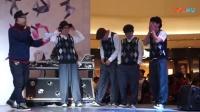 青岛队 VS 武汉队 Locking半决赛 - KOD中国街舞职业联赛济南站