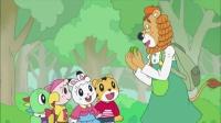 可爱巧虎岛 第二季 巧虎和朋友们在森林里玩的真开心