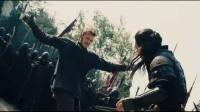 《白幽灵传奇之绝命逃亡》安志杰海登决斗 刘亦菲劝停手受伤