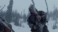 《荒野獵人》 小李子借屍還魂 上演驚心生死對決