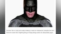 八卦:传本阿弗莱克不演蝙蝠侠 外媒设想人选甄子丹在列