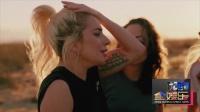 八卦: Gaga粉色皮草现身米兰