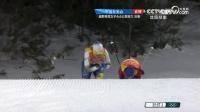 越野滑雪女子4x5公里接力 挪威选手夺冠
