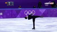 花样滑冰男子单人自由滑全过程(上)