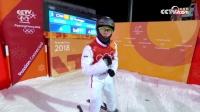 男子空中技巧中国选手夺银牌