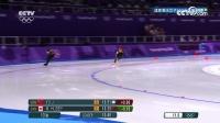 速度滑冰女子500米于静采访
