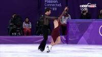 庞清:冰舞表现让人叹为观止!