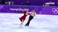 花滑冰舞第六名 意大利组合卡佩里尼-兰诺特