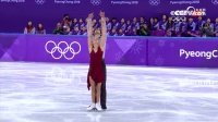 花滑冰舞第七名 加拿大组合韦弗-波治