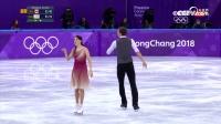 花滑冰舞第五名 俄独立代表组合:波布洛娃/索洛维耶夫