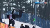 自由式滑雪男子U型场地技巧 场地集锦1