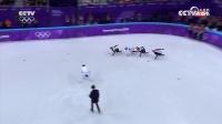 短道速滑男子500米预赛精彩集锦1