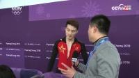 短道速滑男子500米选手任子威采访
