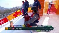 自由式滑雪男子U型池场地技巧 美国夺冠