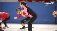 武大靖:从女队陪练到男队冠军