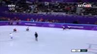 短道男子500米武大靖破世界纪录挺进半决赛