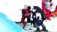 冰雪赛场上的奥运精神