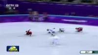 最新消息:平昌冬奥会短道速滑男子500米武大靖破世界纪录为中国夺得首金 180222