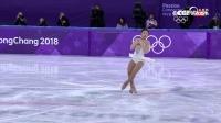 花滑女子单人自由滑-韩国队金荷娜比赛全场