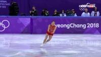 花滑女子单人自由滑-美国队长洲未来比赛全场