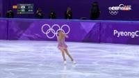 花滑女子单人自由滑-哈萨克斯坦队图尔森巴耶娃比赛全场