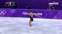 花滑女子单人自由滑-加拿大队奥斯蒙德比赛全场