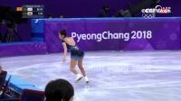 花滑女子单人自由滑-韩国队崔多彬比赛全场