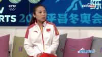 李琰专访:是坚持到底的信念激励着中国短道队