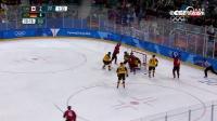 冰球男子半决赛黑马狂奔 德国队4-3力克加拿大队