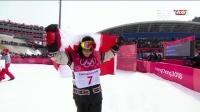 单板滑雪男子大跳台加拿大选手 图丹获冠军