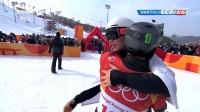 单板滑雪男子平行大回转 瑞士选手加尔马里尼 强势夺金