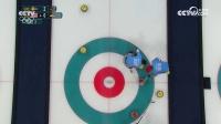 男子冰壶美国夺冠集锦