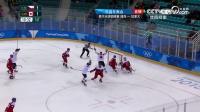 男子冰球 加拿大击败捷克获得铜牌